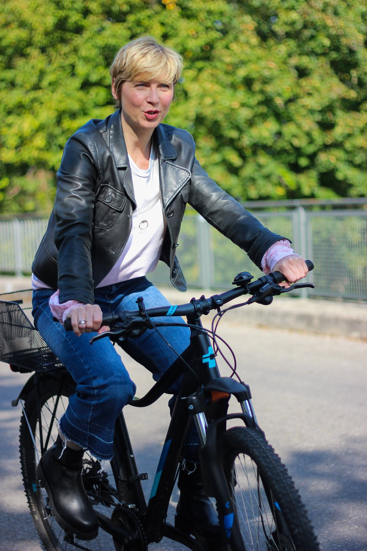 conny doll lifestyle: Keine Bewegung - Bikefitting mit Orthomol arthroplus