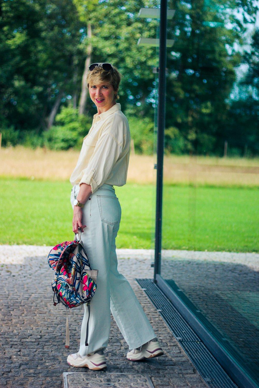 conny doll lifestyle: Vanille, die Modefarbe des Sommers - süß und kalorienfrei