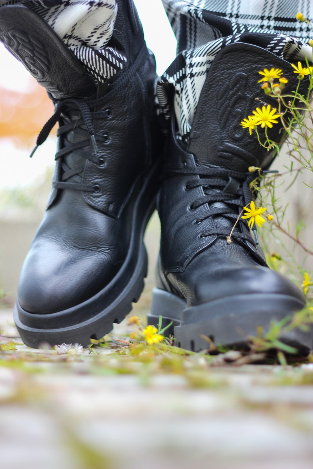 conny doll lifestyle: Boots, Details, Paloma Barceló, Chunky-Boots