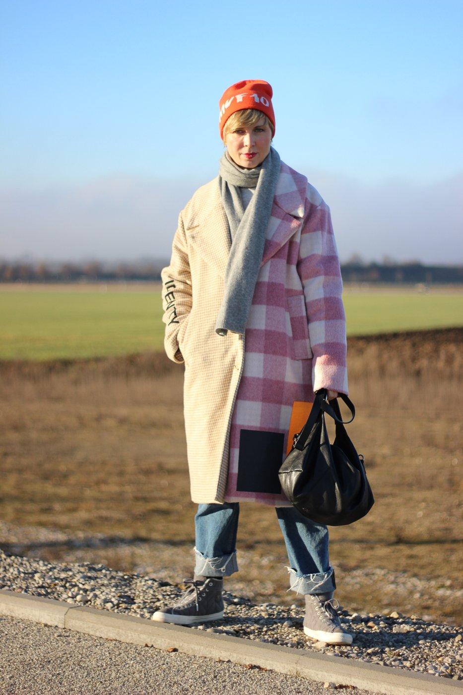 conny doll lifestyle: lokale geschäfte brauchen Unterstützung, Winterlook, Mantel, cozy sunday look