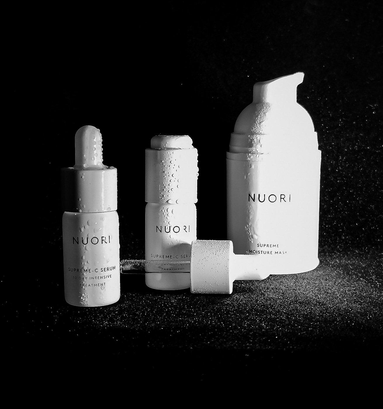 conny doll lifestyle: Vitamin C, Hautpflege, Kur, Feuchtigkeitsmaske für trockene Haut, Glow