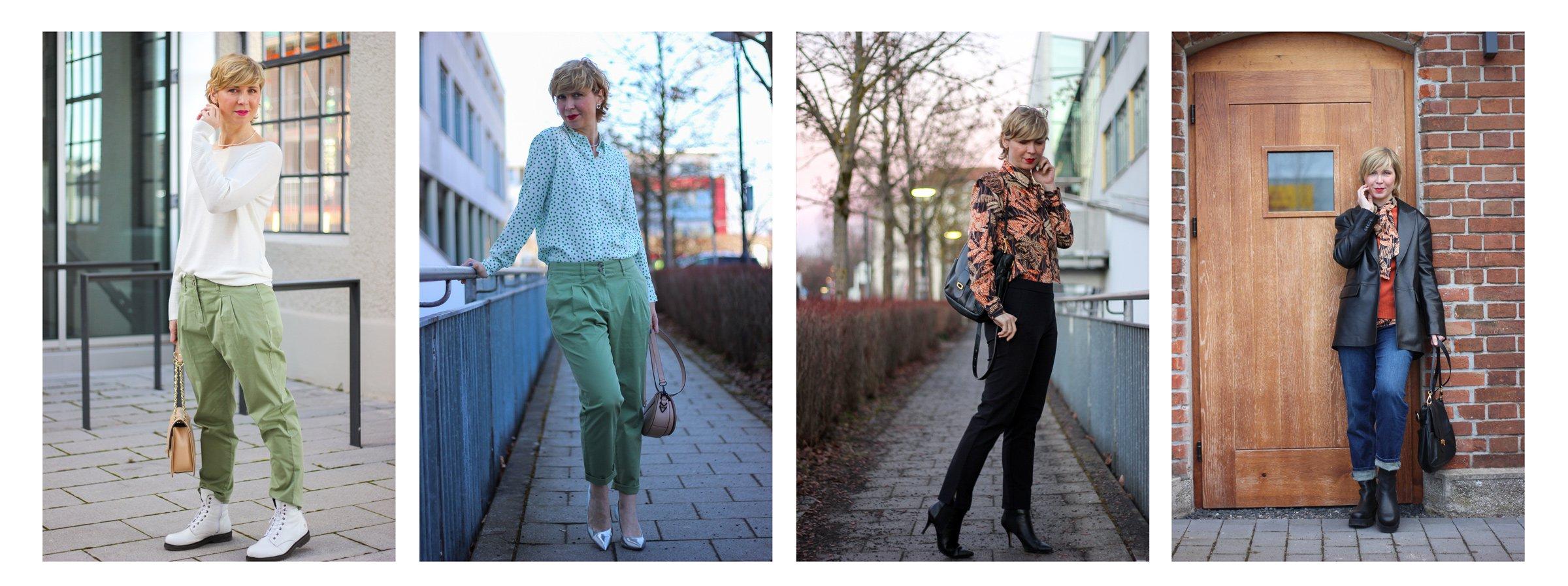 conny doll lifestyle: Frühjahrsmode von TONI-Fashion, verschiedene Outfits