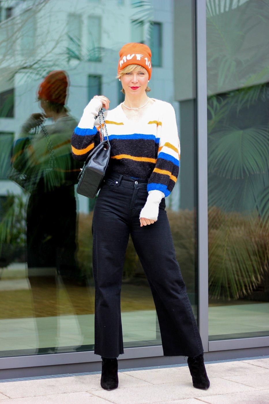 conny doll lifestyle: Das Unterhemd - immer dabei, noch nie erwähnt - was trage ich drunter?, Longsleeves oder Unterhemd?