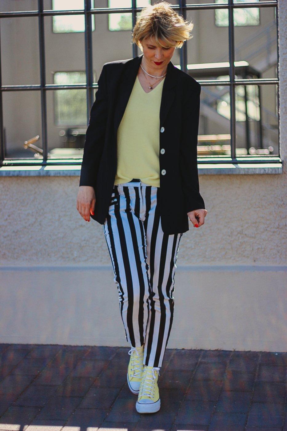 conny doll lifestyle: Trendy Looks mit alter Kleidung - kann ich alte Kleidung zeitgemäß kombinieren?