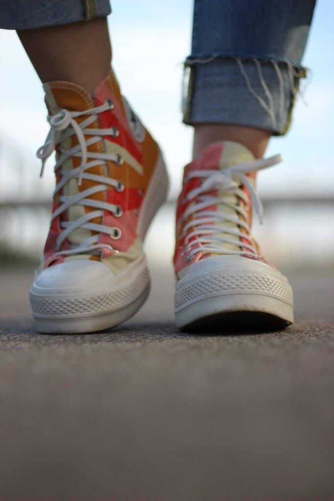 conny doll lifestyle: Converse, Gute Laune Schuhe, Sneaker, bunt