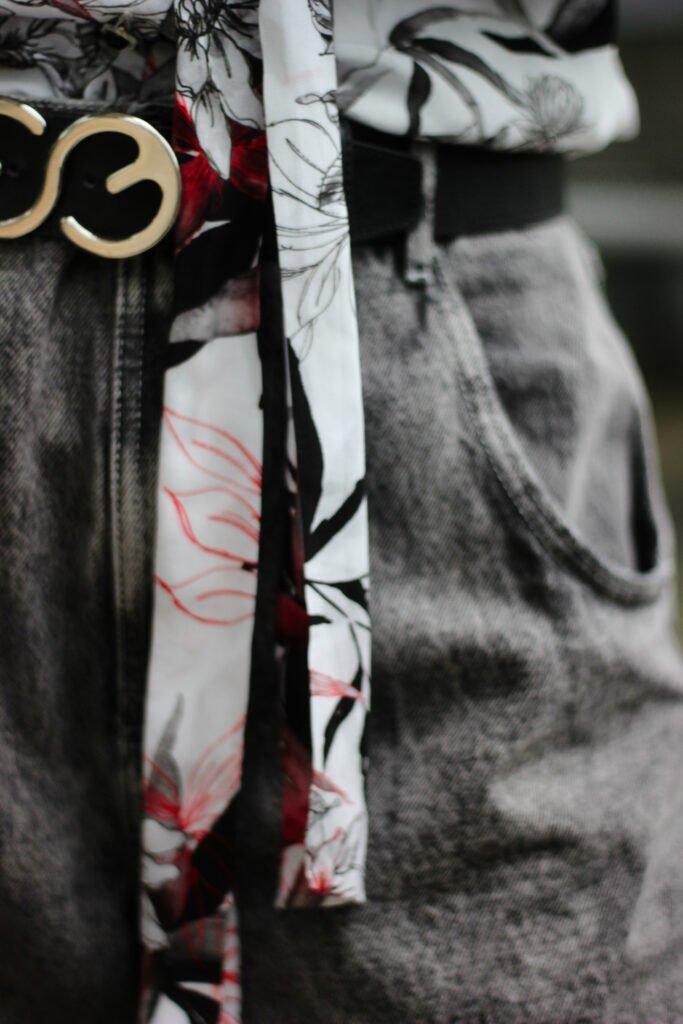 conny doll lifestyle: Denim Details
